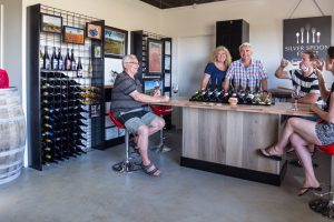 Our Cellar Door – Its Open